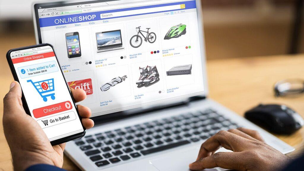 فروشگاه اینترنتی و کرونا