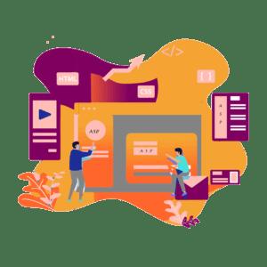 طراحی سایت  باasp